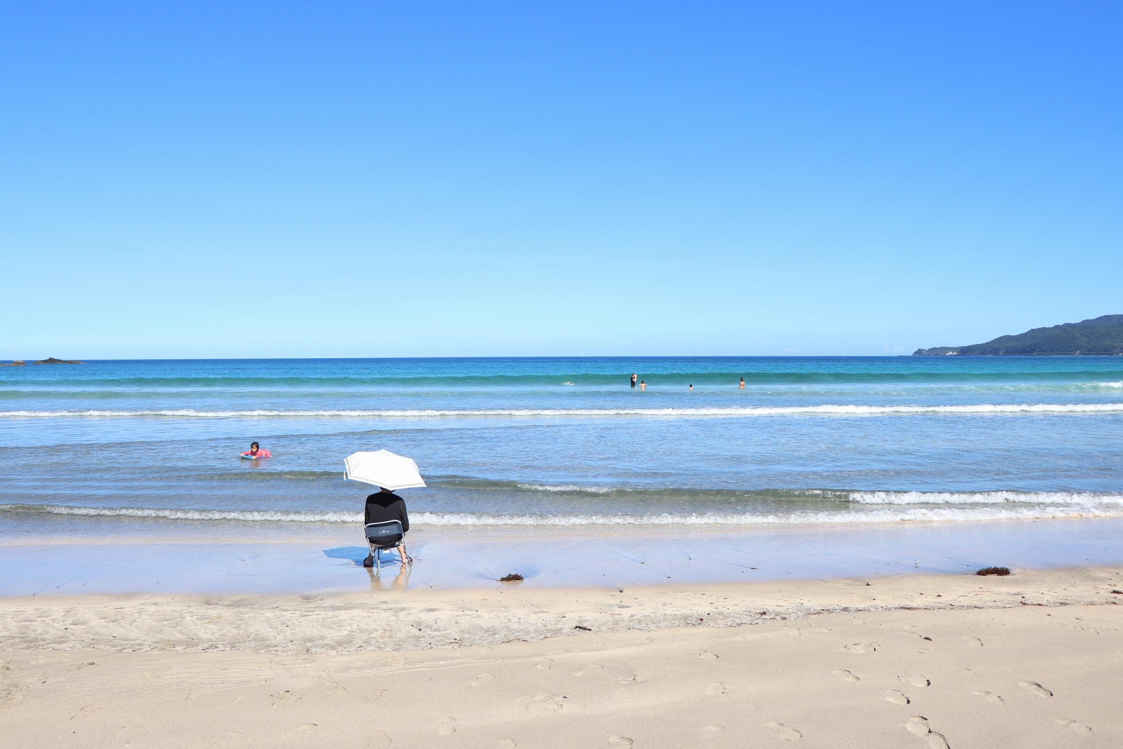 大岐海岸 大岐の浜 ビーチ